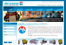 Airzone Air Compressor and Repairs